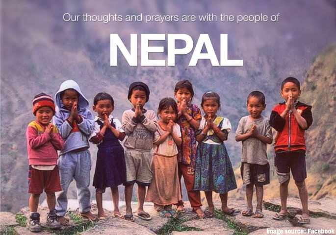 Nepal Earthquake Donation Charity