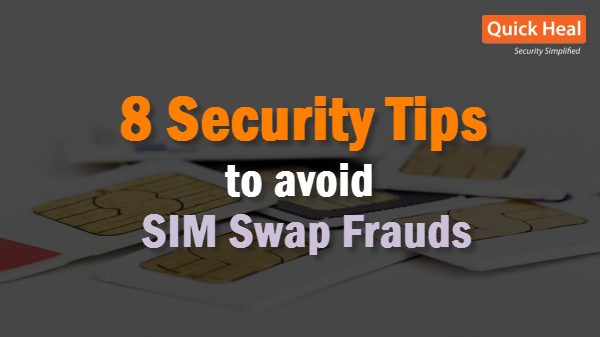 SIM swap frauds