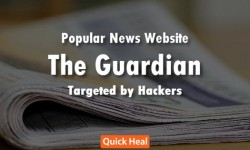 Popular News Website The Guardian Targeted by Hackers