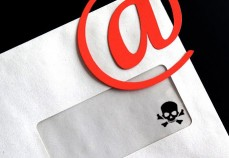 Phishing emails contain ransomware