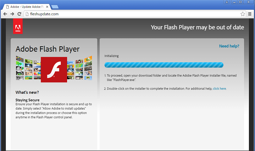 fake-flash-player-web-page